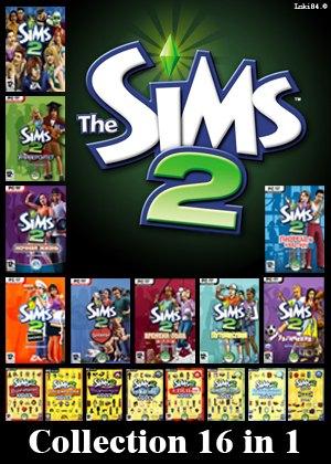 Где скачать и как установить the sims 2 (18 in 1) youtube.